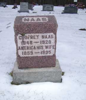 NAAS, GODFREY - Scioto County, Ohio | GODFREY NAAS - Ohio Gravestone Photos