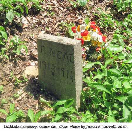 NEAL, FLOYD - Scioto County, Ohio   FLOYD NEAL - Ohio Gravestone Photos