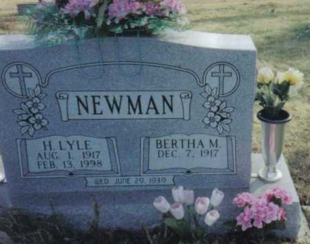NEWMAN, BERTHA  M. - Scioto County, Ohio | BERTHA  M. NEWMAN - Ohio Gravestone Photos