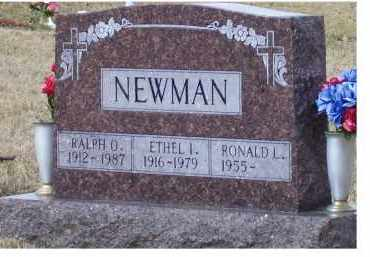 NEWMAN, RONALD L. - Scioto County, Ohio | RONALD L. NEWMAN - Ohio Gravestone Photos