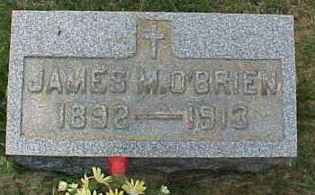 O'BRIEN, JAMES M. - Scioto County, Ohio | JAMES M. O'BRIEN - Ohio Gravestone Photos