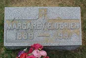O'BRIEN, MARGARET E. - Scioto County, Ohio | MARGARET E. O'BRIEN - Ohio Gravestone Photos