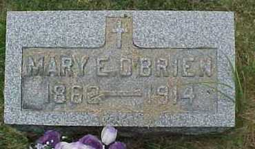 O'BRIEN, MARY E. - Scioto County, Ohio | MARY E. O'BRIEN - Ohio Gravestone Photos