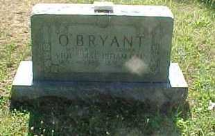 O'BRYANT, ISHAM CAIN - Scioto County, Ohio | ISHAM CAIN O'BRYANT - Ohio Gravestone Photos
