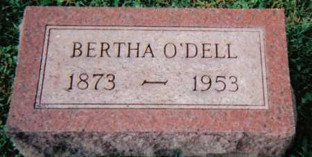 O'DELL, BERTHA - Scioto County, Ohio | BERTHA O'DELL - Ohio Gravestone Photos