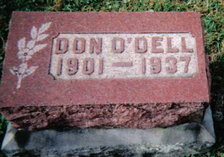 O'DELL, DON - Scioto County, Ohio | DON O'DELL - Ohio Gravestone Photos