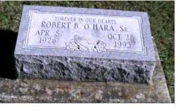 O'HARA, ROBERT B. SR. - Scioto County, Ohio | ROBERT B. SR. O'HARA - Ohio Gravestone Photos