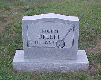 ORLETT, ROBERT - Scioto County, Ohio | ROBERT ORLETT - Ohio Gravestone Photos