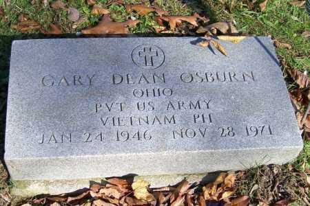 OSBURN, CARY DEAN - Scioto County, Ohio | CARY DEAN OSBURN - Ohio Gravestone Photos