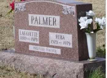 PALMER, REBA - Scioto County, Ohio | REBA PALMER - Ohio Gravestone Photos