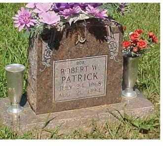 PATRICK, ROBERT W. - Scioto County, Ohio | ROBERT W. PATRICK - Ohio Gravestone Photos