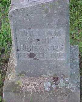 PENN, WILLIAM - Scioto County, Ohio | WILLIAM PENN - Ohio Gravestone Photos