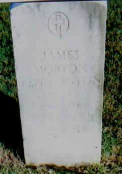 PENNINGTON, JAMES MORTON - Scioto County, Ohio | JAMES MORTON PENNINGTON - Ohio Gravestone Photos