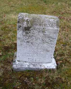 PERTUSET, IDA - Scioto County, Ohio | IDA PERTUSET - Ohio Gravestone Photos