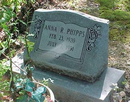 PHIPPS, ANNA R. - Scioto County, Ohio | ANNA R. PHIPPS - Ohio Gravestone Photos