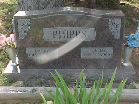 PHIPPS, LOVENA - Scioto County, Ohio | LOVENA PHIPPS - Ohio Gravestone Photos