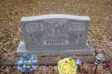 PHIPPS, ROBERT M. - Scioto County, Ohio | ROBERT M. PHIPPS - Ohio Gravestone Photos