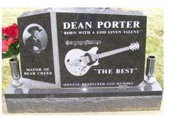 PORTER, DEAN - Scioto County, Ohio | DEAN PORTER - Ohio Gravestone Photos