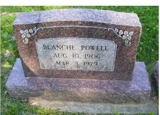 POWELL, BLANCHE - Scioto County, Ohio | BLANCHE POWELL - Ohio Gravestone Photos