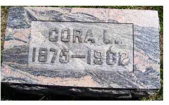 POWELL, CORA L. - Scioto County, Ohio | CORA L. POWELL - Ohio Gravestone Photos