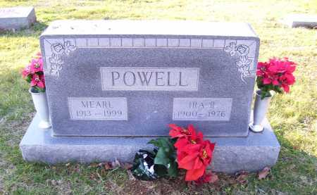 POWELL, IRA R. - Scioto County, Ohio | IRA R. POWELL - Ohio Gravestone Photos