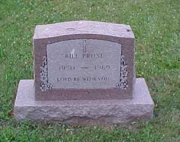 PROSE, BILL - Scioto County, Ohio | BILL PROSE - Ohio Gravestone Photos
