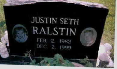 RALSTIN, JUSTIN SETH - Scioto County, Ohio | JUSTIN SETH RALSTIN - Ohio Gravestone Photos