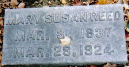 REED, MARY SUSAN - Scioto County, Ohio | MARY SUSAN REED - Ohio Gravestone Photos