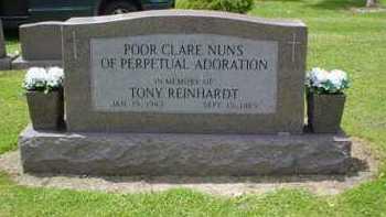 REINHARDT, TONY - Scioto County, Ohio   TONY REINHARDT - Ohio Gravestone Photos