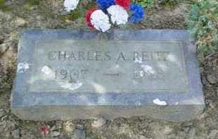 REITZ, CHARLES A. - Scioto County, Ohio | CHARLES A. REITZ - Ohio Gravestone Photos