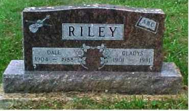 RILEY, DALE - Scioto County, Ohio | DALE RILEY - Ohio Gravestone Photos