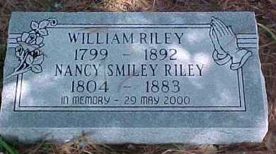 SMILEY RILEY, NANCY - Scioto County, Ohio | NANCY SMILEY RILEY - Ohio Gravestone Photos