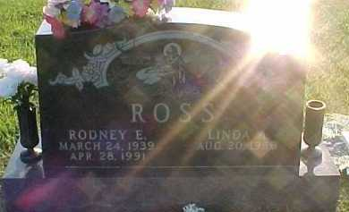 ROSS, RODNEY E. - Scioto County, Ohio | RODNEY E. ROSS - Ohio Gravestone Photos