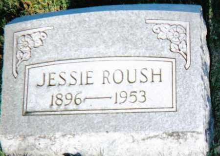 ROUSH, JESSIE - Scioto County, Ohio | JESSIE ROUSH - Ohio Gravestone Photos