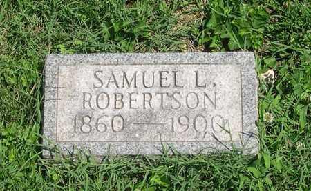 SAMUEL, ROBERTSON - Scioto County, Ohio | ROBERTSON SAMUEL - Ohio Gravestone Photos