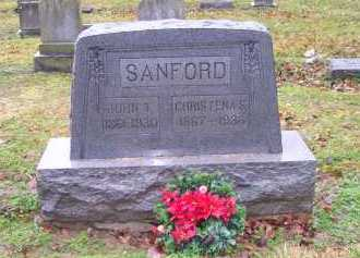 SANFORD, CHRISTENA S. - Scioto County, Ohio | CHRISTENA S. SANFORD - Ohio Gravestone Photos