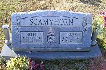 SCAMYHORN, JAMES - Scioto County, Ohio | JAMES SCAMYHORN - Ohio Gravestone Photos