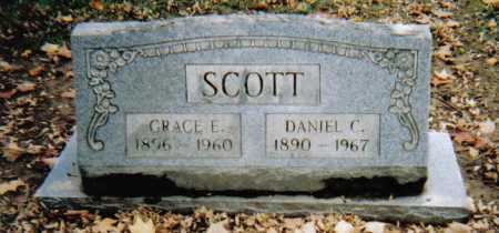 SCOTT, GRACE E. - Scioto County, Ohio | GRACE E. SCOTT - Ohio Gravestone Photos