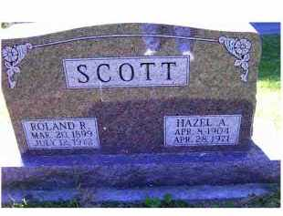 SCOTT, HAZEL A. - Scioto County, Ohio | HAZEL A. SCOTT - Ohio Gravestone Photos