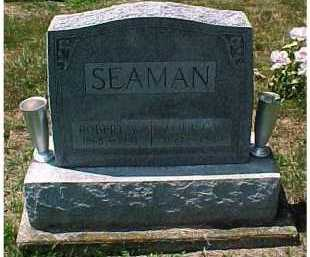 SEAMAN, ROBERT W. - Scioto County, Ohio | ROBERT W. SEAMAN - Ohio Gravestone Photos