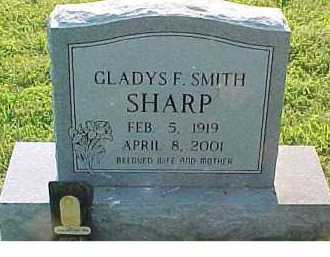SHARP, GLADYS F. - Scioto County, Ohio | GLADYS F. SHARP - Ohio Gravestone Photos