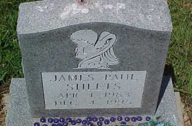 SHEETS, JAMES PAUL - Scioto County, Ohio | JAMES PAUL SHEETS - Ohio Gravestone Photos