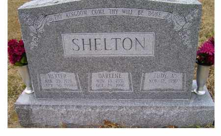 SHELTON, DARLENE - Scioto County, Ohio | DARLENE SHELTON - Ohio Gravestone Photos