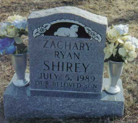 SHIREY, ZACHARY RYAN - Scioto County, Ohio | ZACHARY RYAN SHIREY - Ohio Gravestone Photos