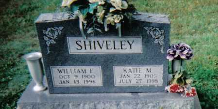 SHIVELEY, WILLIAM E. - Scioto County, Ohio | WILLIAM E. SHIVELEY - Ohio Gravestone Photos
