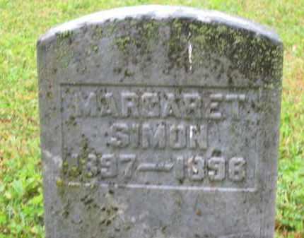 SIMON, MARGARET - Scioto County, Ohio | MARGARET SIMON - Ohio Gravestone Photos