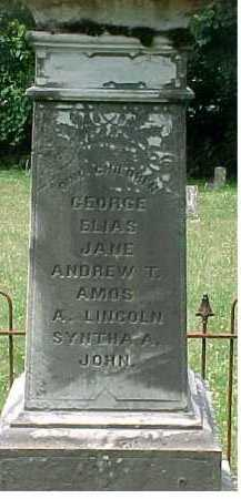 SIMPSON, JANE - Scioto County, Ohio | JANE SIMPSON - Ohio Gravestone Photos