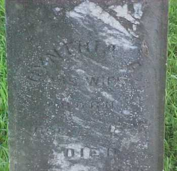 SMITH, CYNTHIA - Scioto County, Ohio | CYNTHIA SMITH - Ohio Gravestone Photos