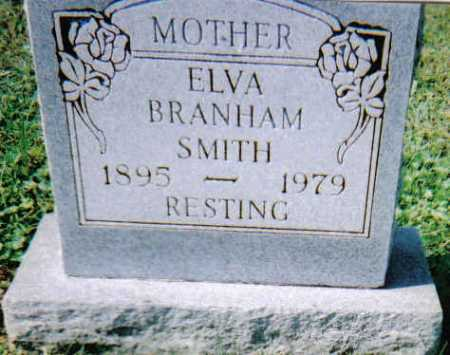 SMITH, ELVA - Scioto County, Ohio | ELVA SMITH - Ohio Gravestone Photos