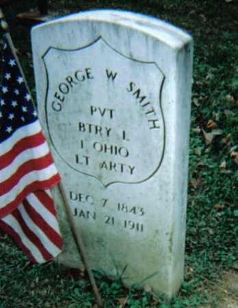 SMITH, GEORGE W. - Scioto County, Ohio | GEORGE W. SMITH - Ohio Gravestone Photos